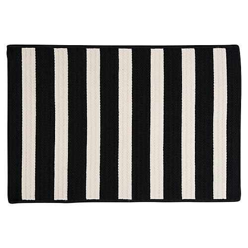 Gracie Outdoor Rug, Black