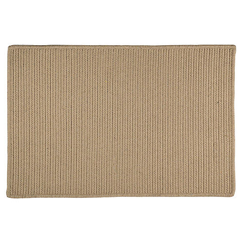 Sunbrella Outdoor Rug, Wheat