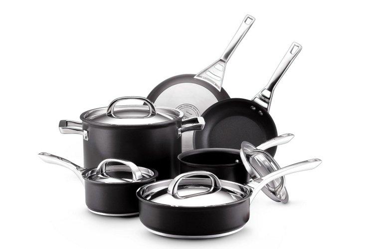 10-Pc Infinite Cookware Set
