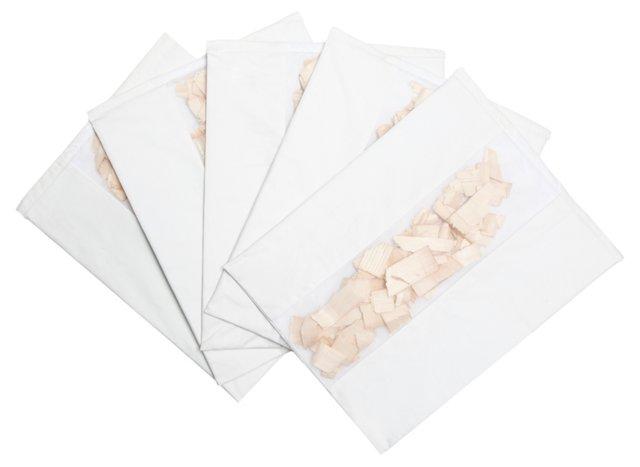 S/5 Folding Boards, Cedar Scent