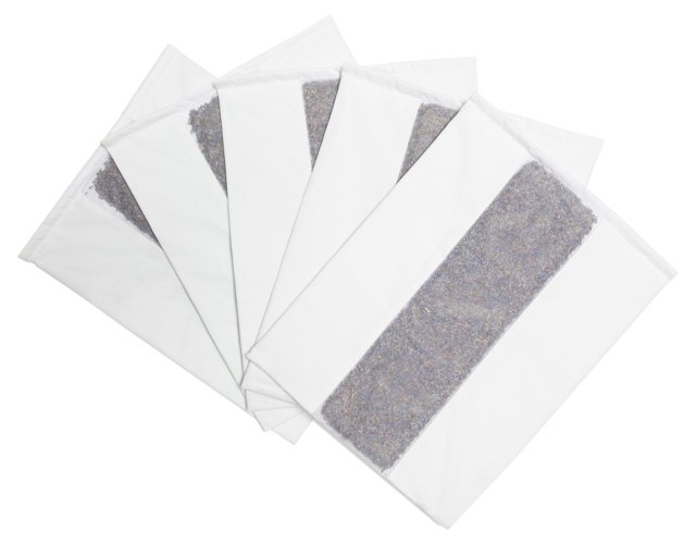 S/5 Folding Boards, Lavender Scent
