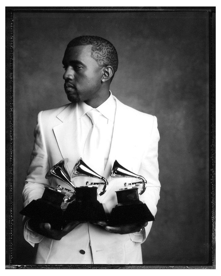 Kanye West, Grammys 2005