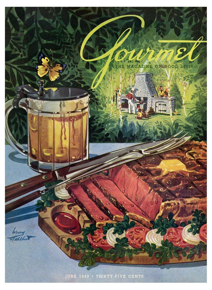 Gourmet June 1949-DNU