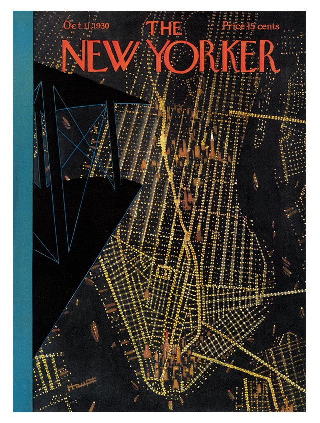 The New Yorker, October 1930