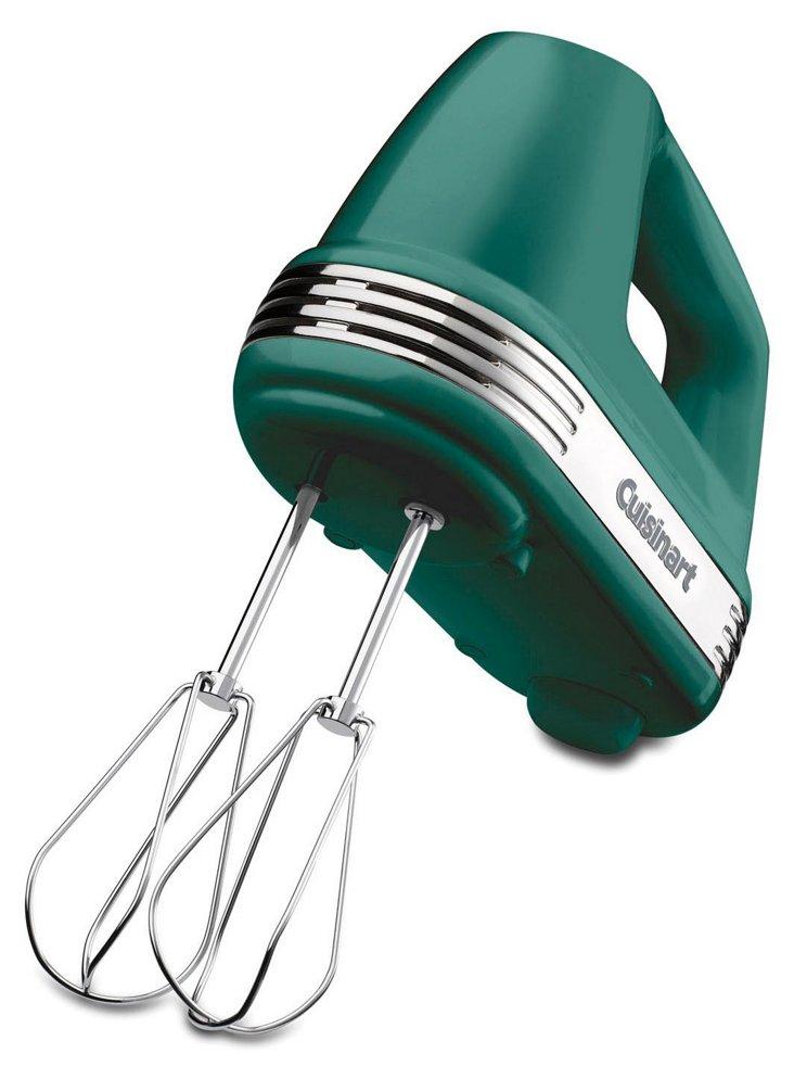 Power Advantage Hand Mixer, Dark Green
