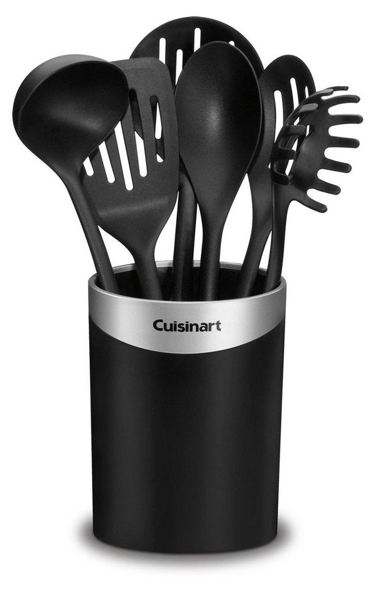 S/6 Asst Kitchen Curve Tools w/ Caddy