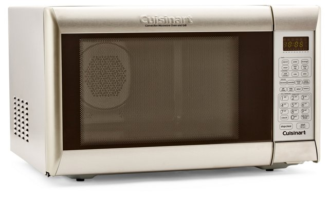 Convection Microwave Oven w/ Grill