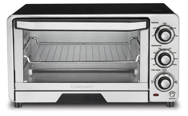 Custom Classic Toaster Oven/Broiler