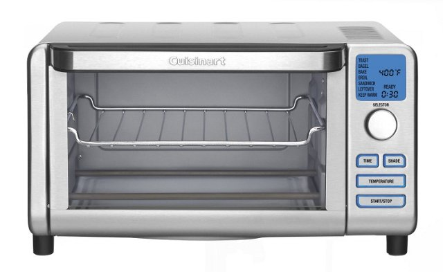 Compact Digital Toaster Oven/Broiler