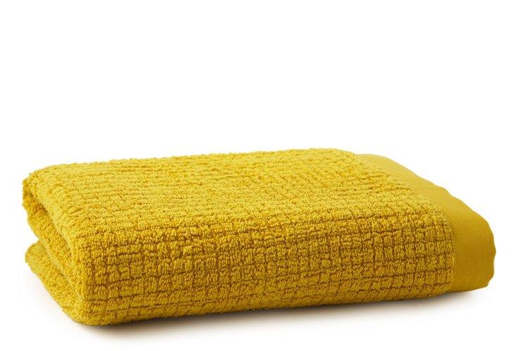 Sumptuous Bath Towel, Sunflower