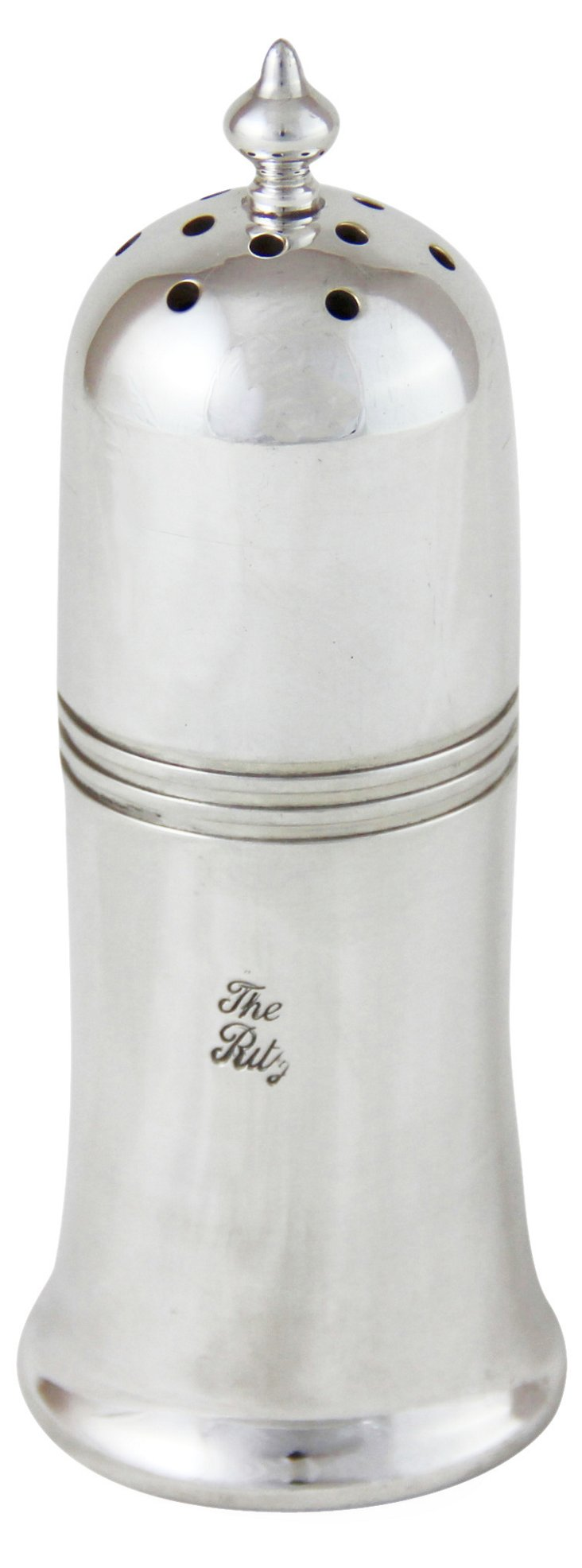 """The Ritz"" Silver-Plated Sugar Shaker"
