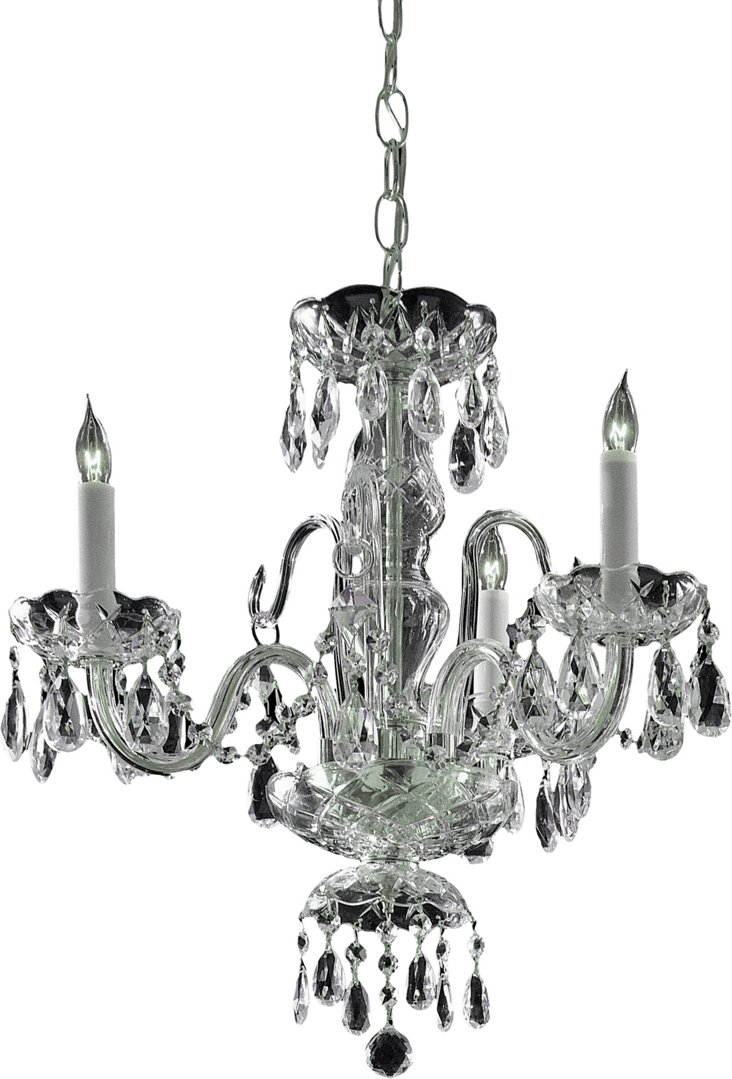 Romie Three-Light Chandelier
