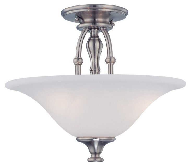 Glenmoor Semi Flush Mount