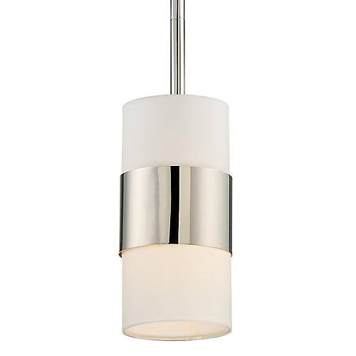 Grayson Light Pendant, Nickel
