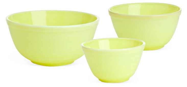 S/3 Assorted Mixing Bowls