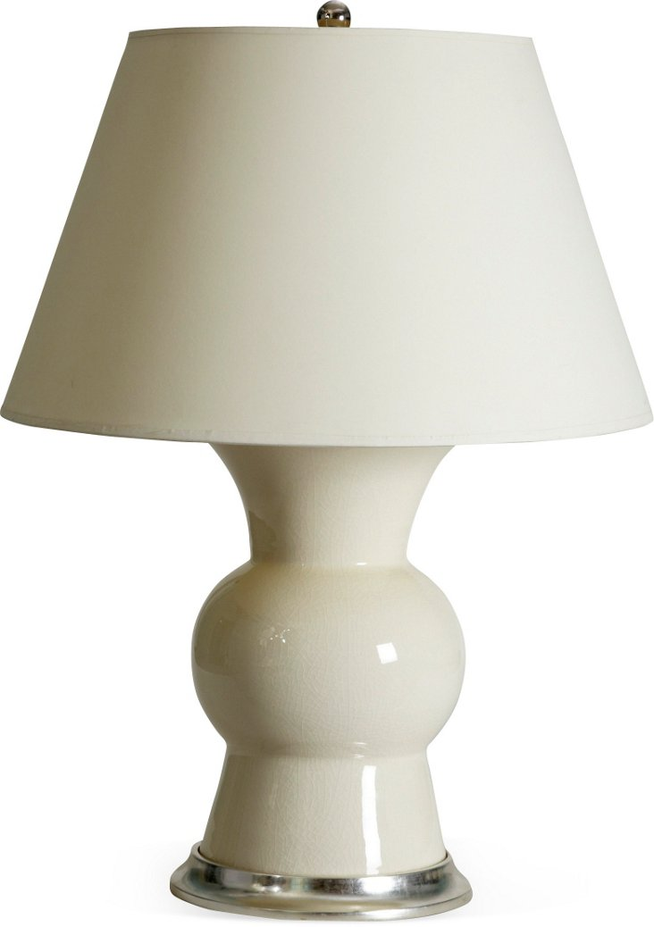 Gregory Lamp, Clear