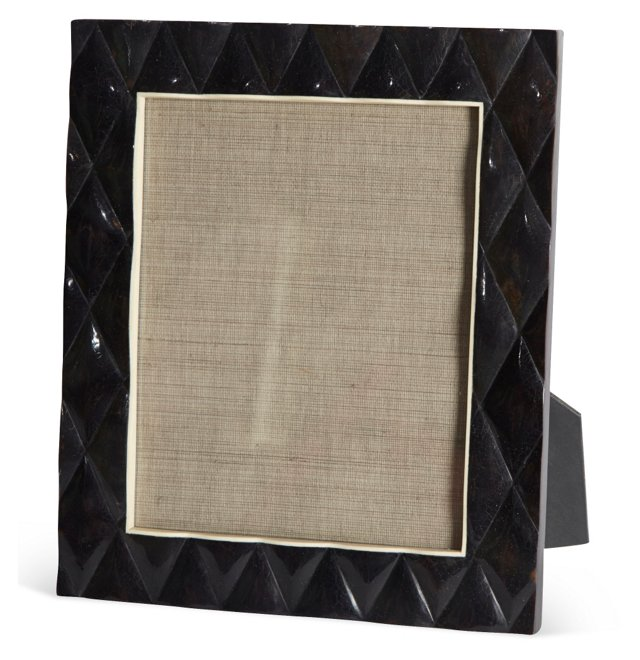 Quilted Shell Frame
