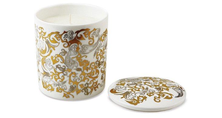 Satsuma Karma Candle, Gold