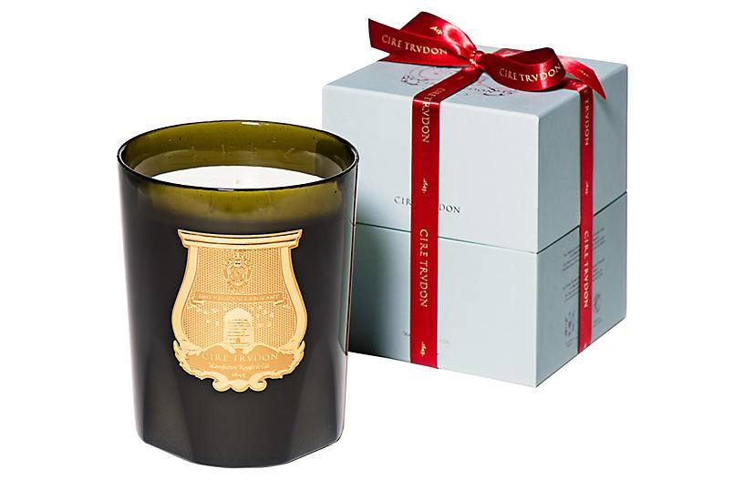 ernesto grand bougie candle cire trudon brands one kings lane. Black Bedroom Furniture Sets. Home Design Ideas