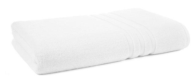 Irvington Bath Sheet, White