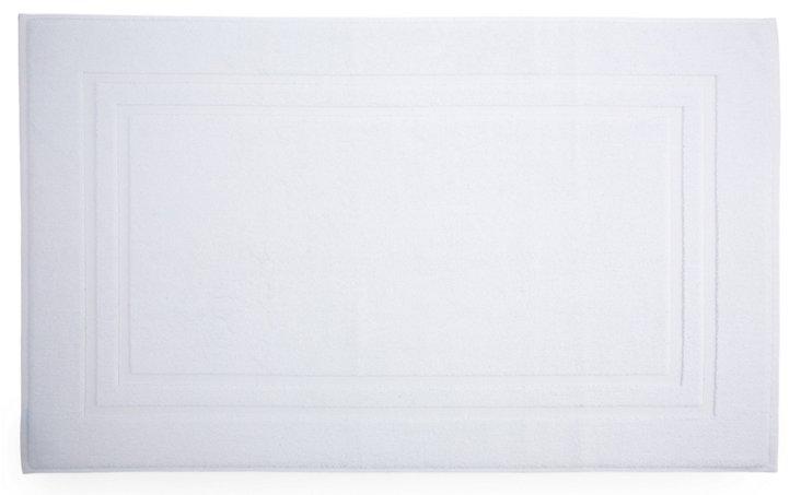 Irvington Bath Mat, White