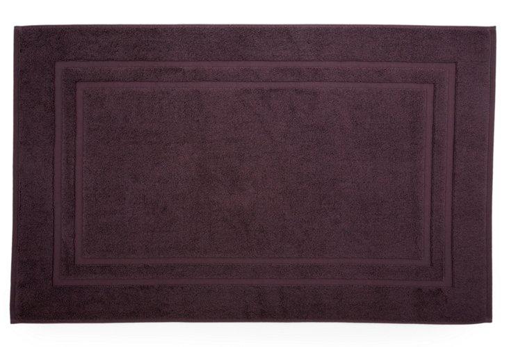 Irvington Bath Mat, Grape