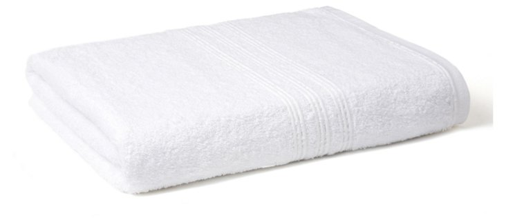 Imperial Bath Sheet, White