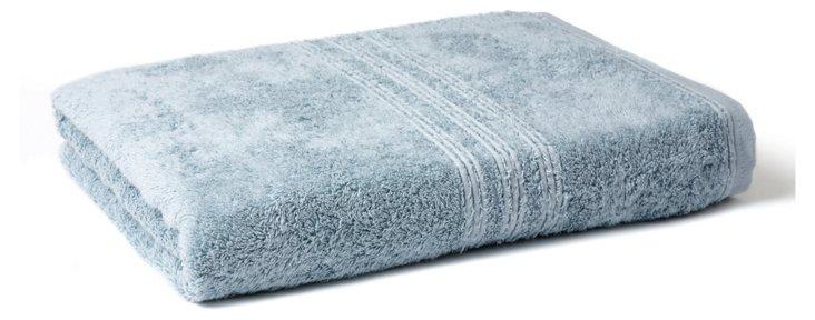Imperial Bath Sheet, Soft Aqua