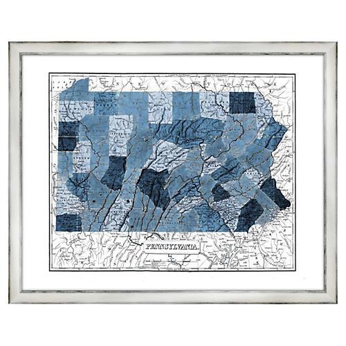 Pennsylvania in Blue
