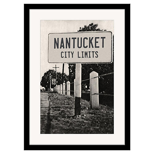Nantucket City Limits