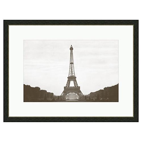 Van Hise, Eiffel Architecture III