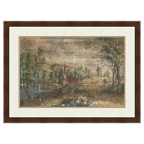Parisian Tapestry IV
