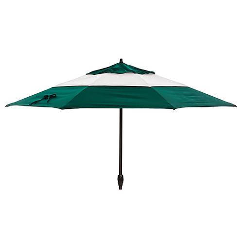 Meaghan Patio Umbrella, Green