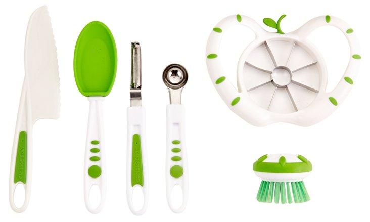6-Pc Fruit and Veggie Prep Kit