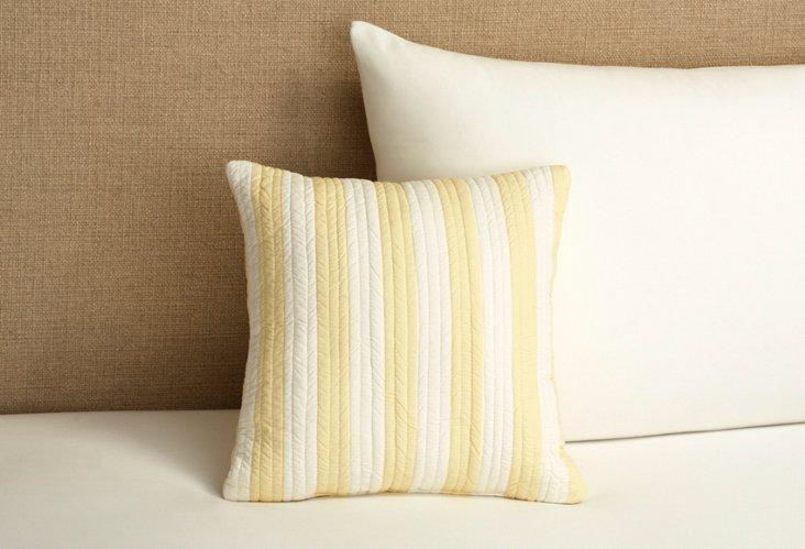 Amanda Pillow, Yellow