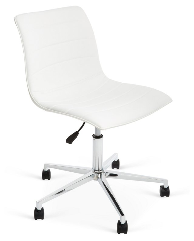 Sunny Office Chair, White