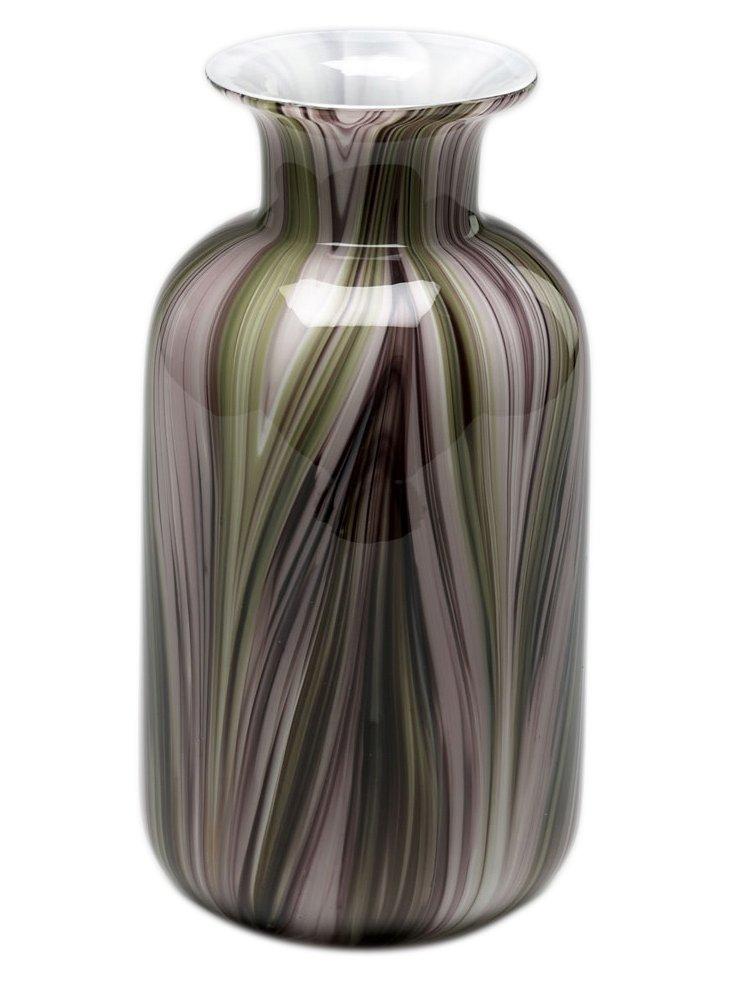 "10"" Feather Vase"
