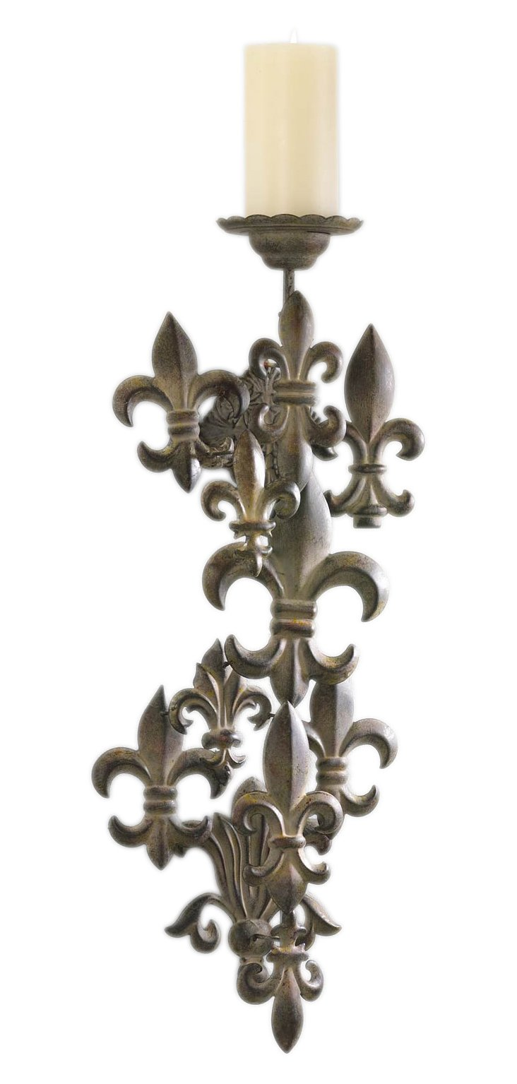 Marquette Candleholder