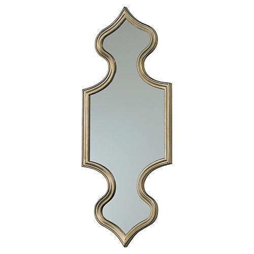 Vienna Oversize Mirror #2, Canyon Bronze