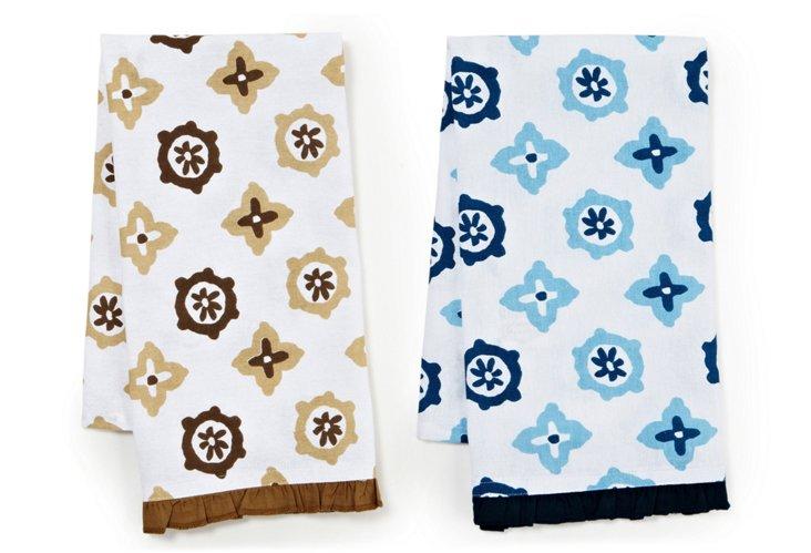Voy Tea Towels, Asst. of 2