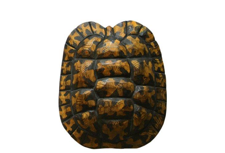 Wooden Turtle Shell, Medium