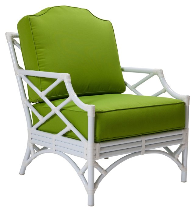 Chippendale Outdoor Lounge Chair