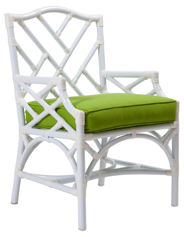 Chippendale Outdoor Armchair