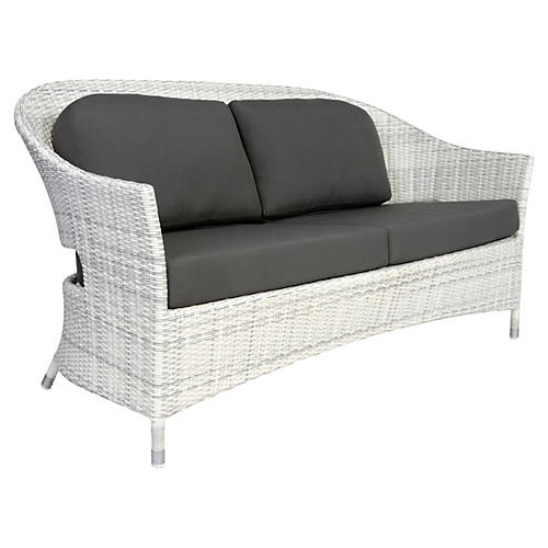 Newport Outdoor Loveseat