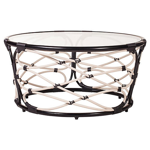St. Tropez Outdoor Coffee Table