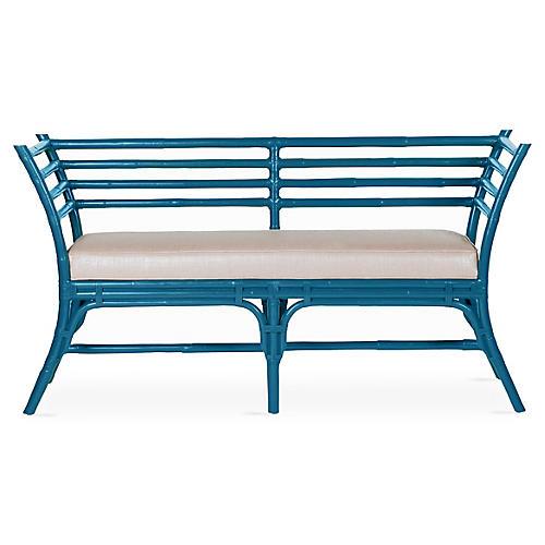 Sydney Bench, Pacific Blue