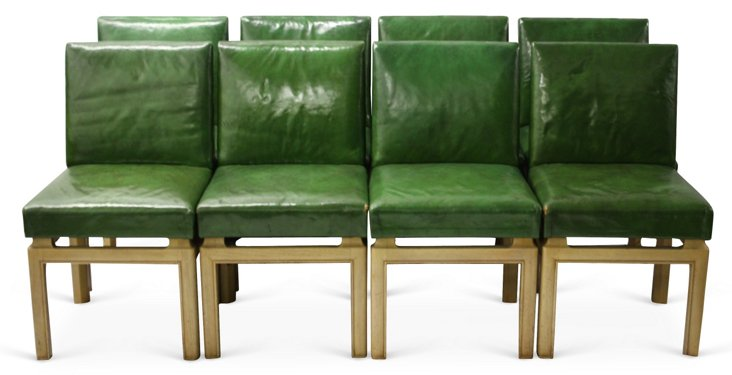 Michael Taylor Chairs, Set of 8