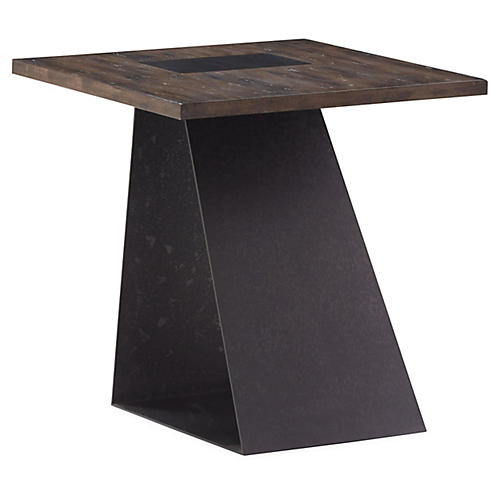 Harding Side Table, Black