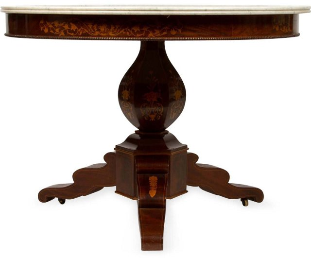 Charles X Period Center Table