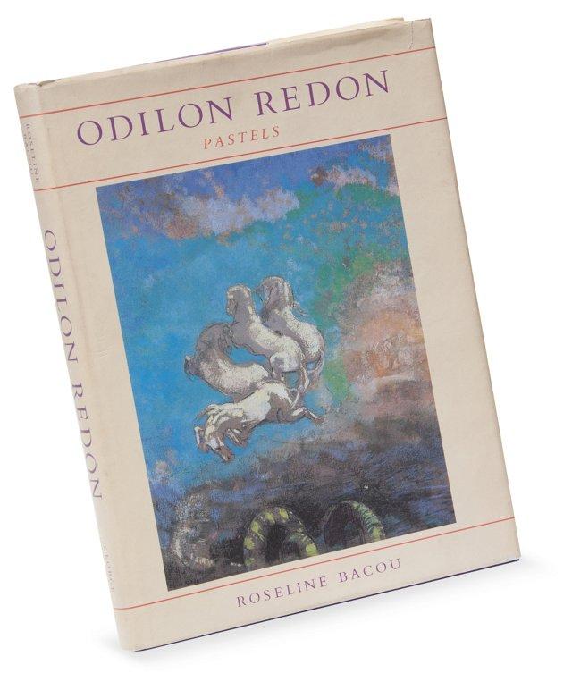 Odilon Redon: Pastels, 1st Ed.